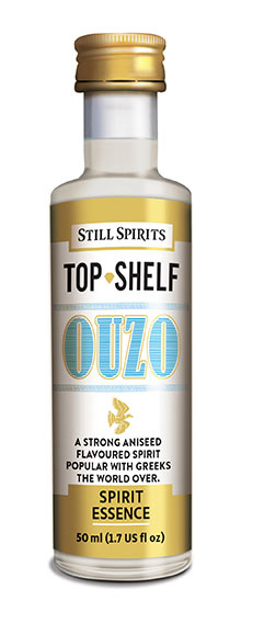 Top Shelf Ouzo