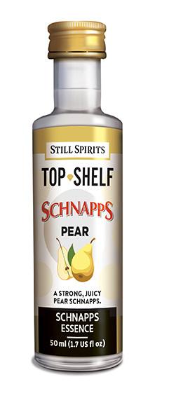 Top Shelf Pear Schnapps