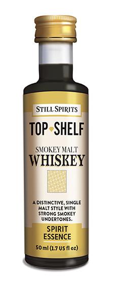 Top Shelf Smokey Malt Whiskey