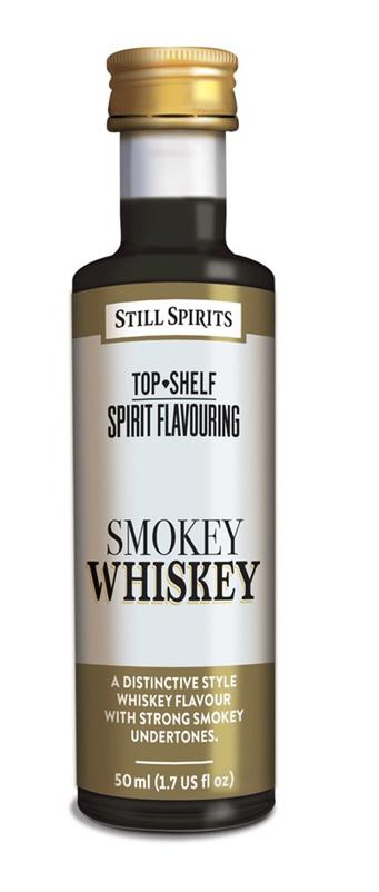 Top Shelf Smokey Whiskey