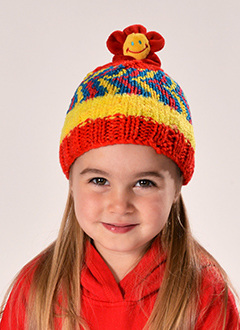 Top This!  Hat Kit - Flower