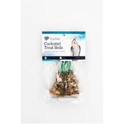 Topflite Cockatiel Bird Bells - 2 Pack