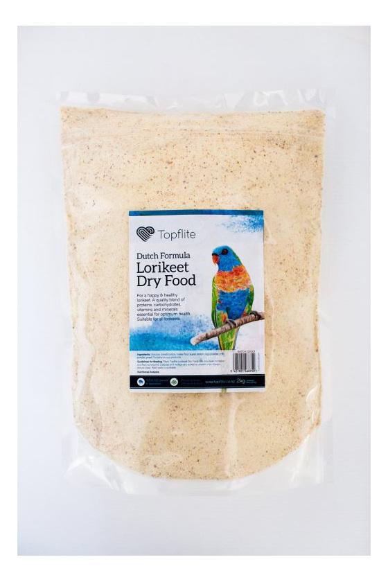 Topflite Lorikeet Dry Food
