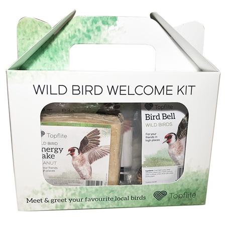 Topflite Wild Bird Welcome Pack