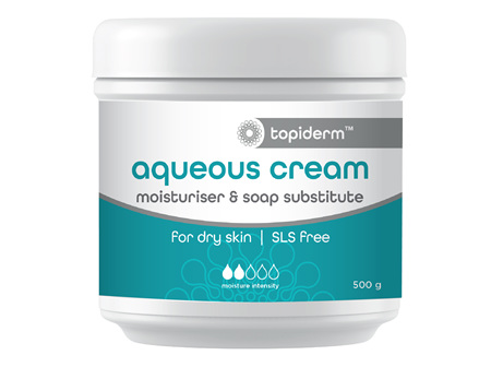 Topiderm Aqueous Cream 500g