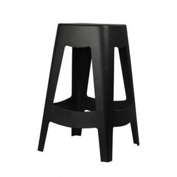 Tori Bar Stool Black 68cm