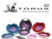 Torus Water Bowl