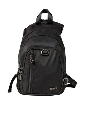 Tosca Anti Theft BackPack BLK TCA903