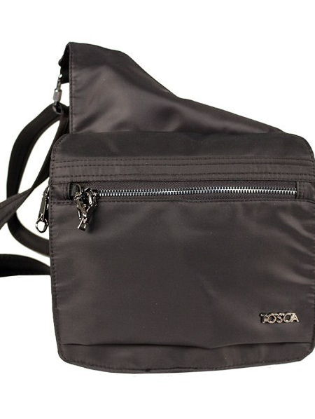 Tosca Anti-Theft Bag BLK 900