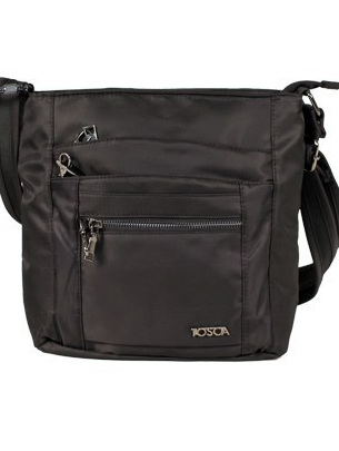 Tosca Anti Theft Bag BLK TCA904