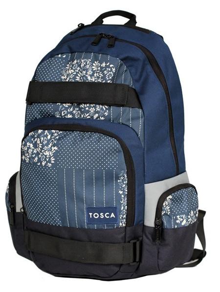 Tosca Back Pack Blue TCA920