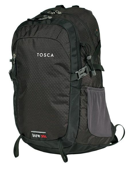 Tosca Backpack Blk TCA922