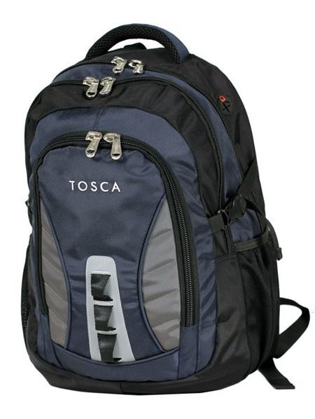 Tosca BackPack Blue/Blk - TCA 927