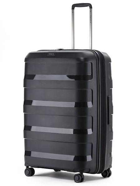 Tosca Comet Hard Case Luggage Size L Blk