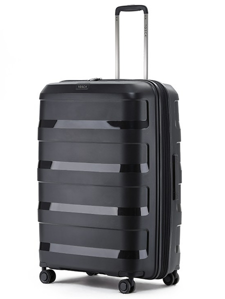 Tosca Comet Hard Case Luggage Size L Blk Sold Out