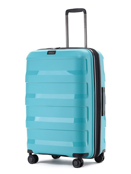 Tosca Comet Hard Case Luggage Size L Blue
