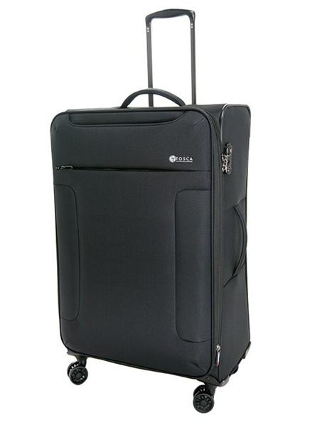 Tosca So Lite 3.0 Fabric BLK Case Size L