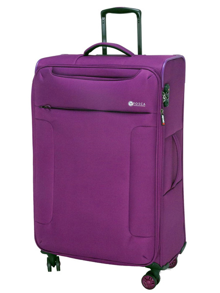 Tosca So Lite Fabric Luggage cases