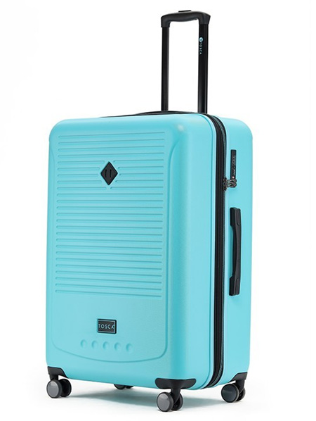 Tosca Tripster Hard Case Luggage Size L Blue