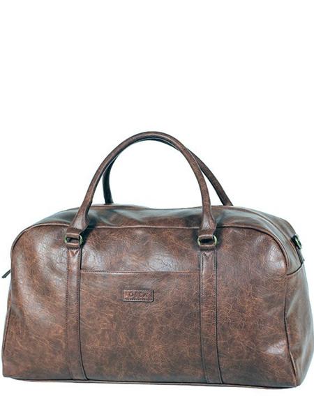 Tosca Vegan Leather Duffle Bag VG002