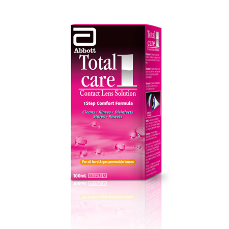 Total Care 1 Contact Lens Solution 100ml