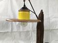 Totara Post Lamp