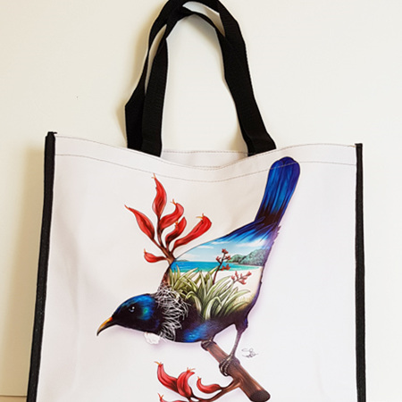 Tote Bag - Birds Eye View - Tui