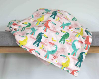 Toucan Blanket