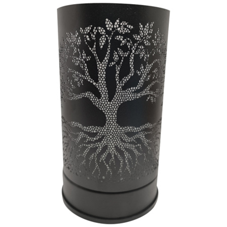 Touch Warmer Black Tree of Life