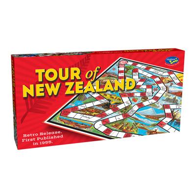 Tour New Zealand