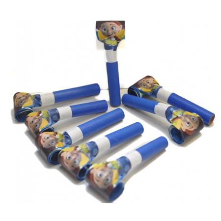 Toy Story 3 Blowouts x 8