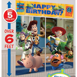 Toy Story 3 - Happy Birthday Scene Setter