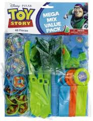Toy Story 48 Piece Favour Pack