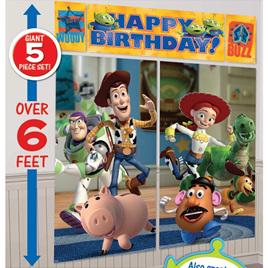 Toy Story - Happy Birthday Scene Setter