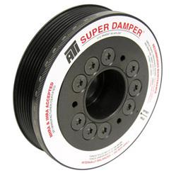Toyota 2JZ Super Damper Harmonic Dampers