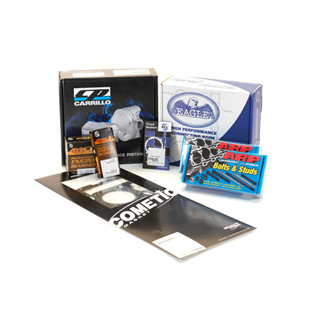 Toyota 3SGTE Engine Rebuild Package - CP Pistons & Eagle Rods