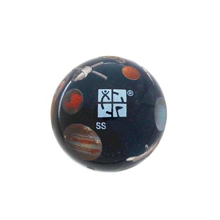 Trackable Solar System Marble