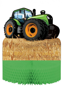 Tractor time - centre piece