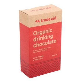 Trade Aid Organic Drinking Chocolate 300g