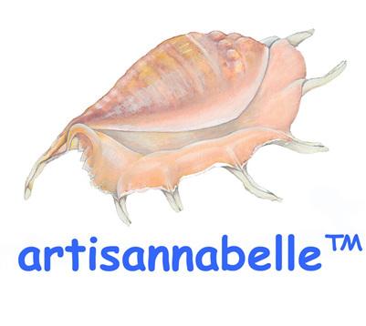 trademark logo for artisannabelle