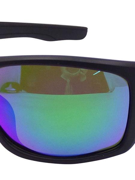 Tradies Blue Reflective Lens 612