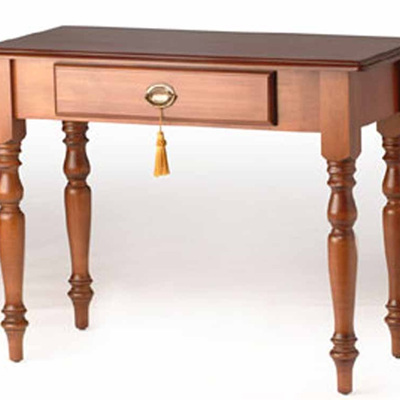 Country Lodge Hall Table One Drawer