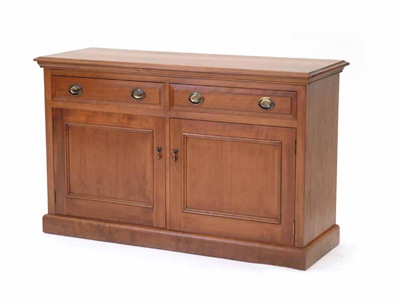 Country Lodge Sideboard - Two Drawers