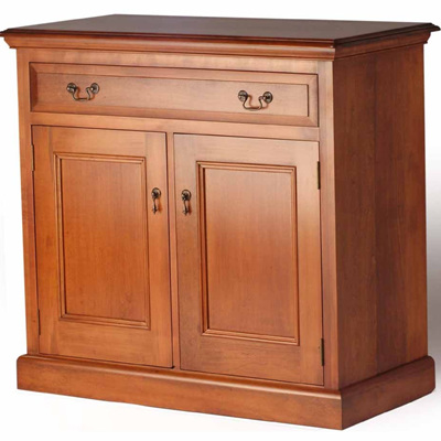 Country Lodge Sideboard - One Drawer & Two Doors