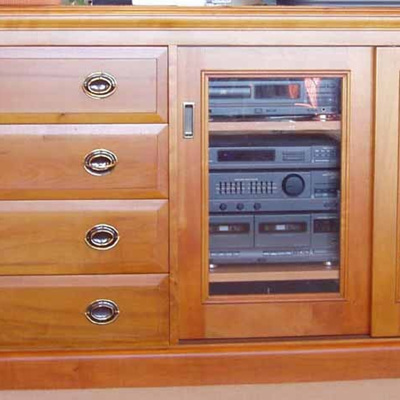 Country Lodge TV Stand
