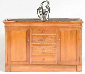 Mulhouse Sideboard - Centre Four Drawers