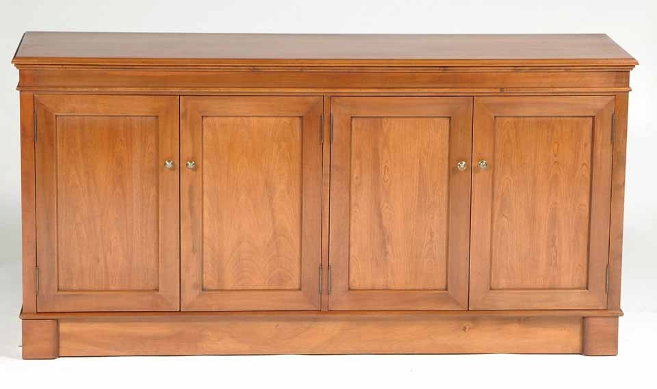 Mulhouse sideboard four doors bloomdesignstudio for Sideboard 4 meter lang