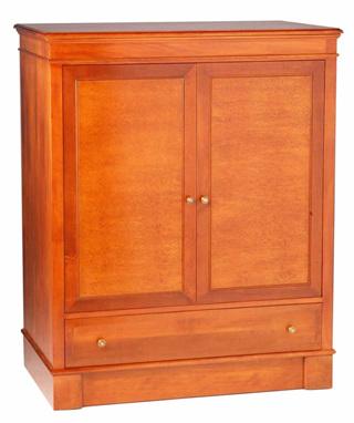 Mulhouse TV Cabinet Foldaway Doors
