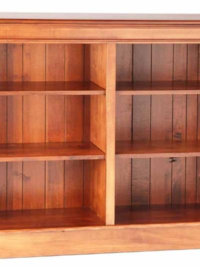 Mulhouse Long Bookcase