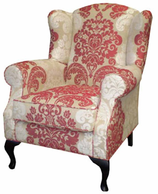 Gameford Wingback Chair